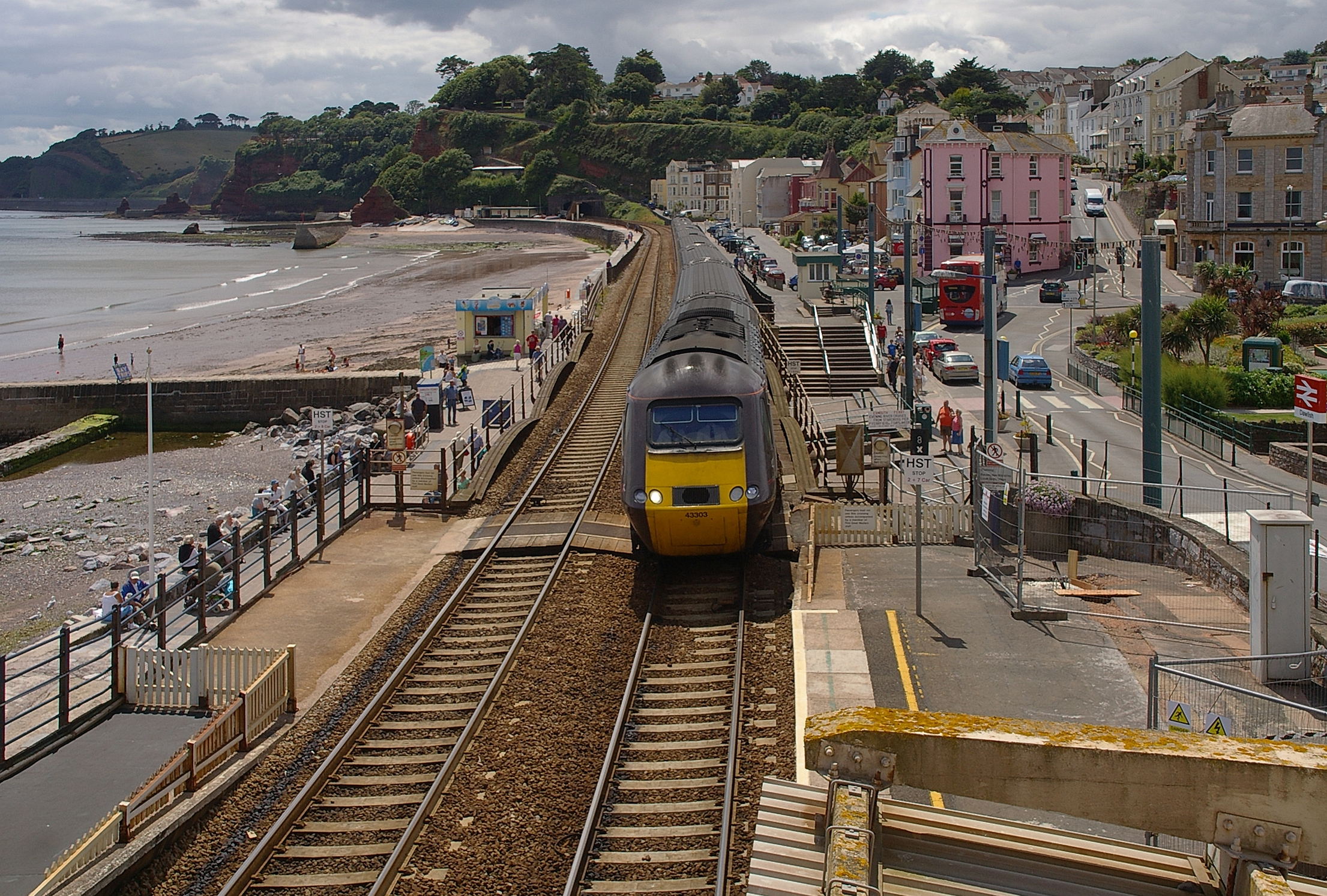 File Dawlish Railway Station Mmb 07 43303 Jpg Wikimedia