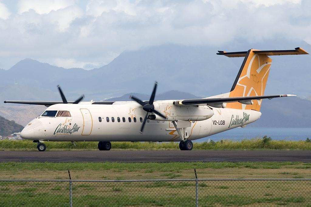 Caribbean Star Airline 87