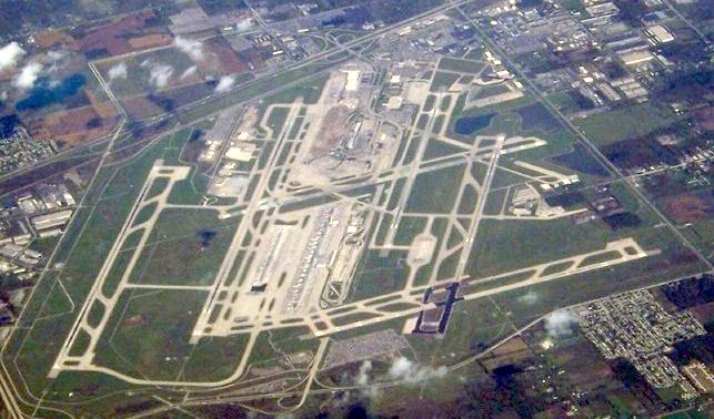 Detroit Metropolitan Wayne County Airport Wikiwand