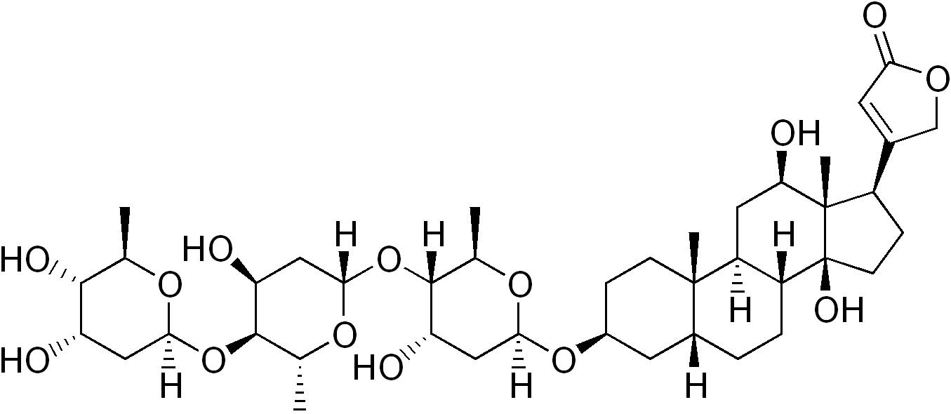 esteroides cardiotonicos definicion