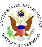 Seal of the United States District Court for the District of Vermont