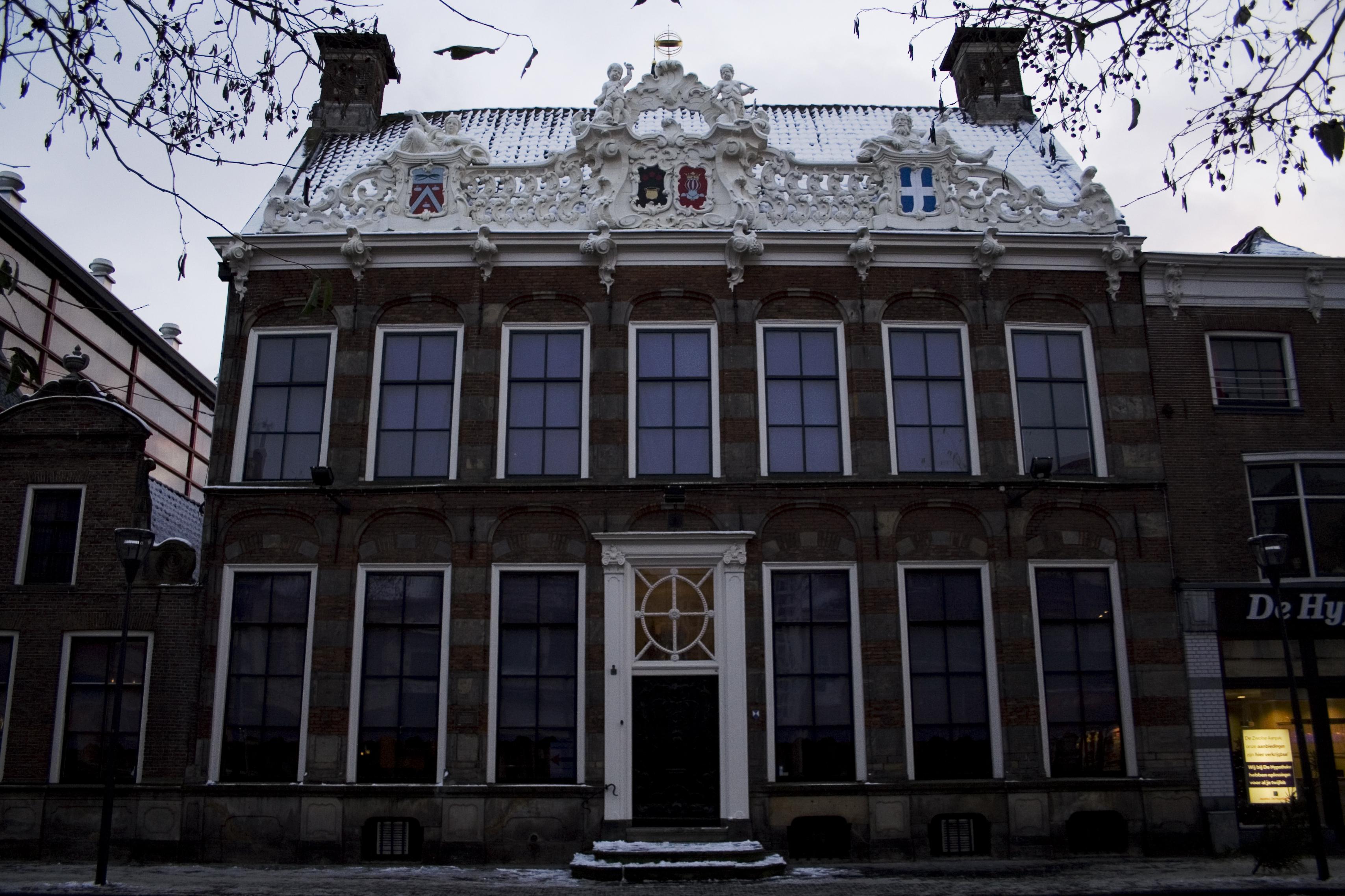 Drostenhuis sinds 1905 stedelijk museum in zwolle monument - Huizen van de wereldbank ...