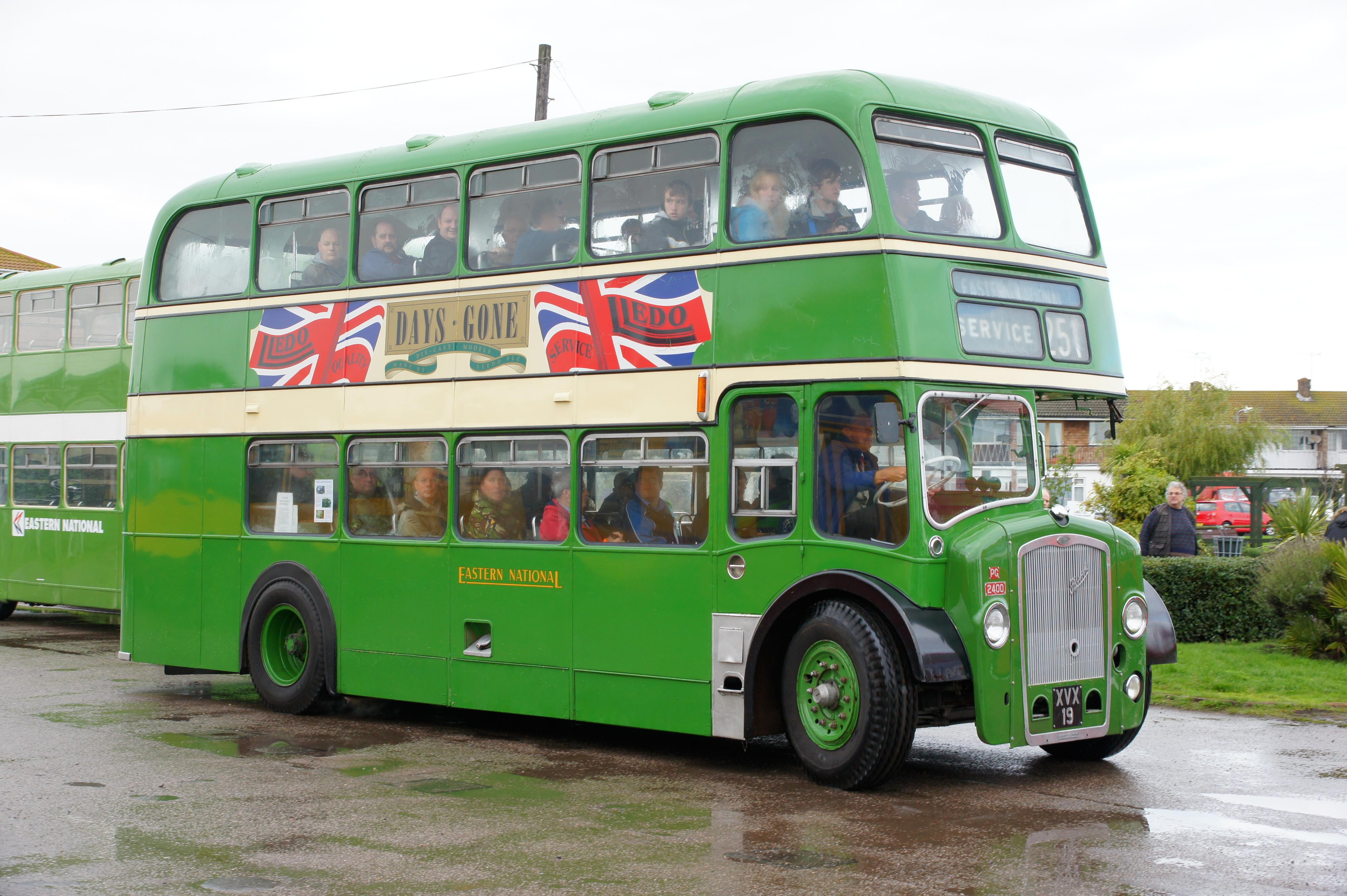 yeldham bus museum