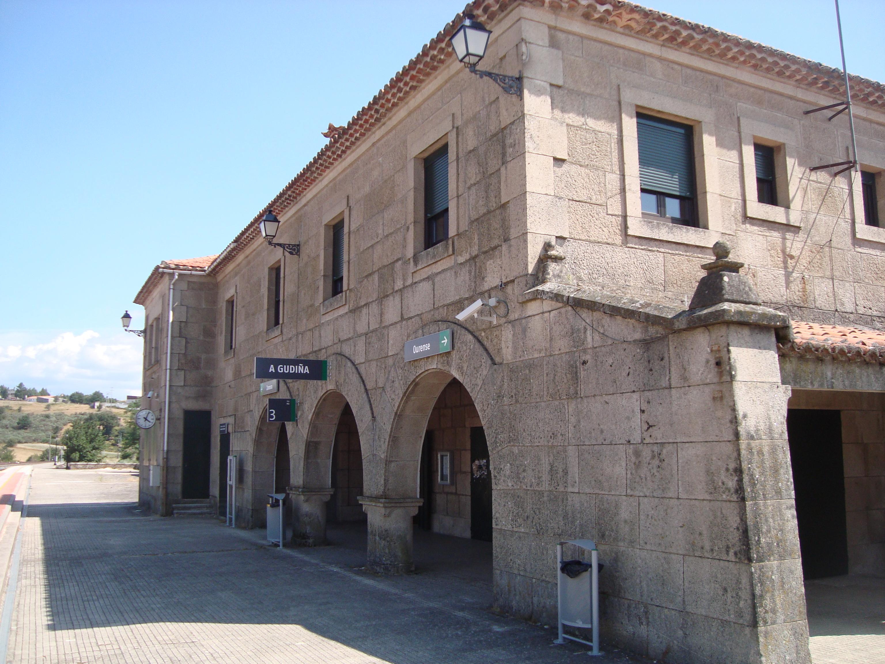 Estación da Gudiña