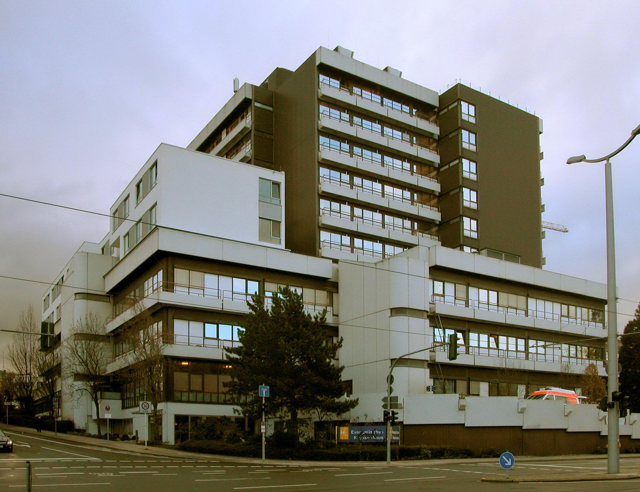 Evangelisches Krankenhaus Mülheim Wikipedia