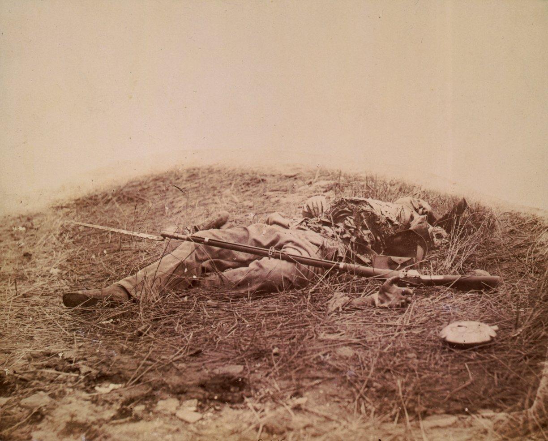 The wheatfield battle of gettsyburg essay