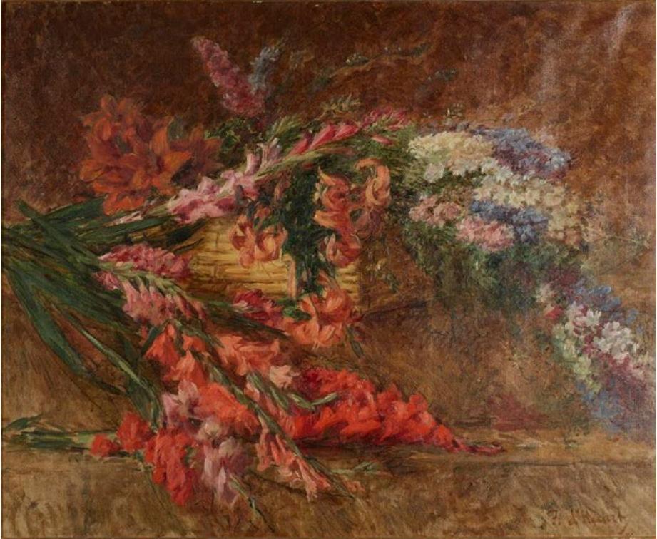 File ferdinand d huart bouquet de wikimedia for Bouquet de fleurs wiki