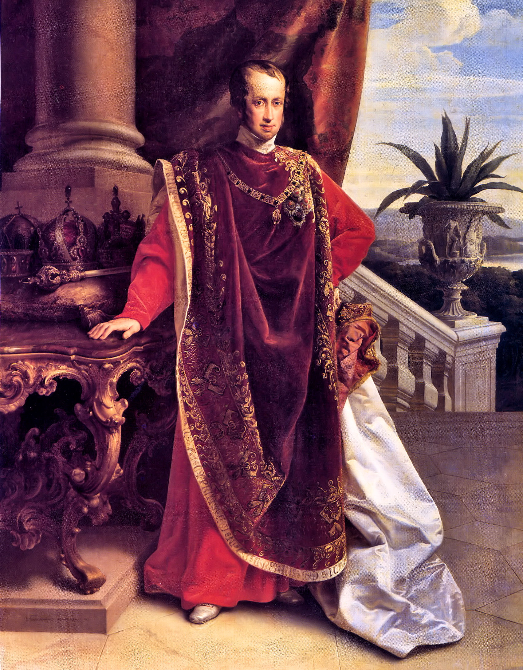 Ferdinand I, 5th Grand prince of Transylvania