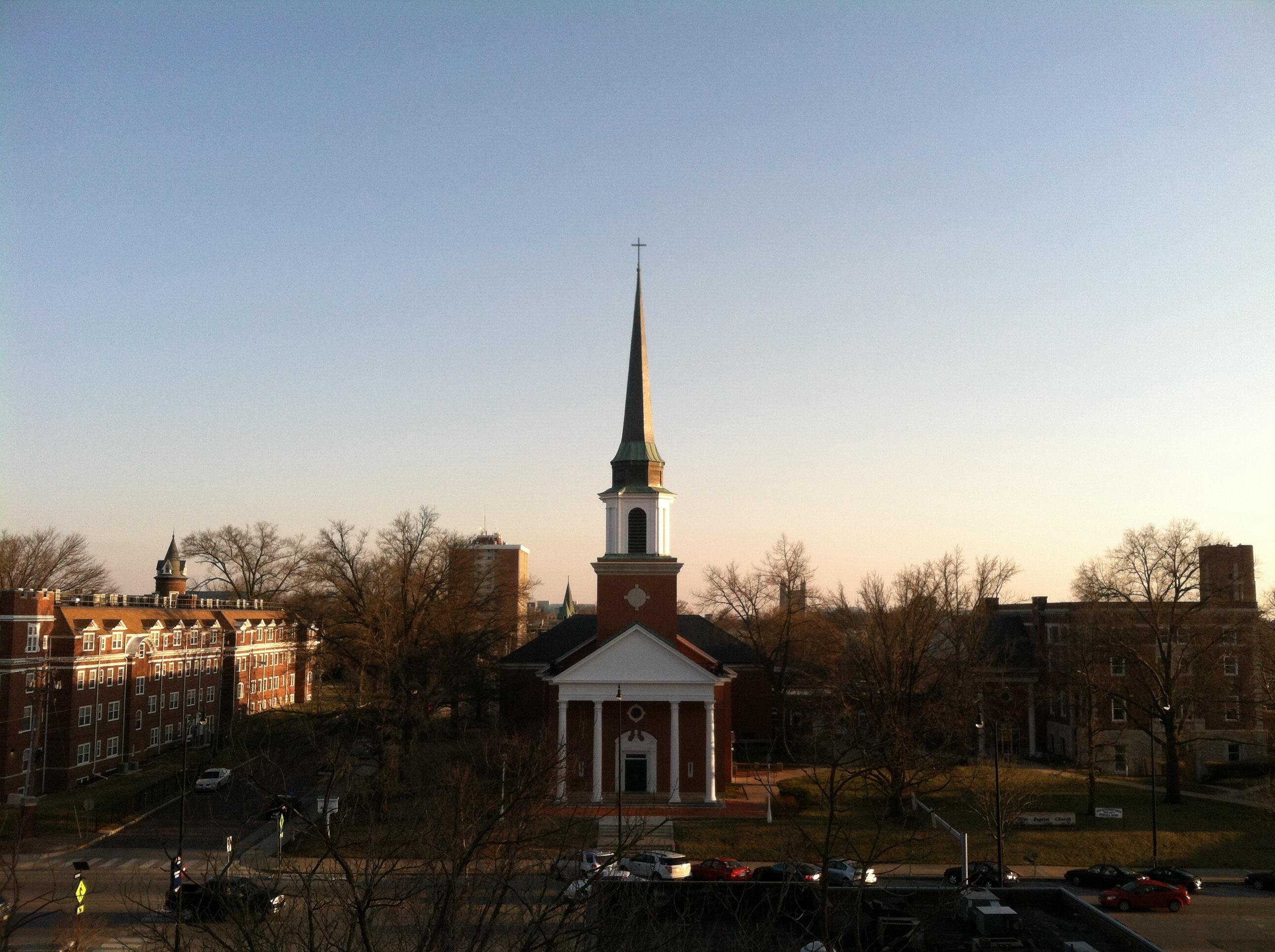 First Baptist Church (Columbia, Missouri) - Wikipedia