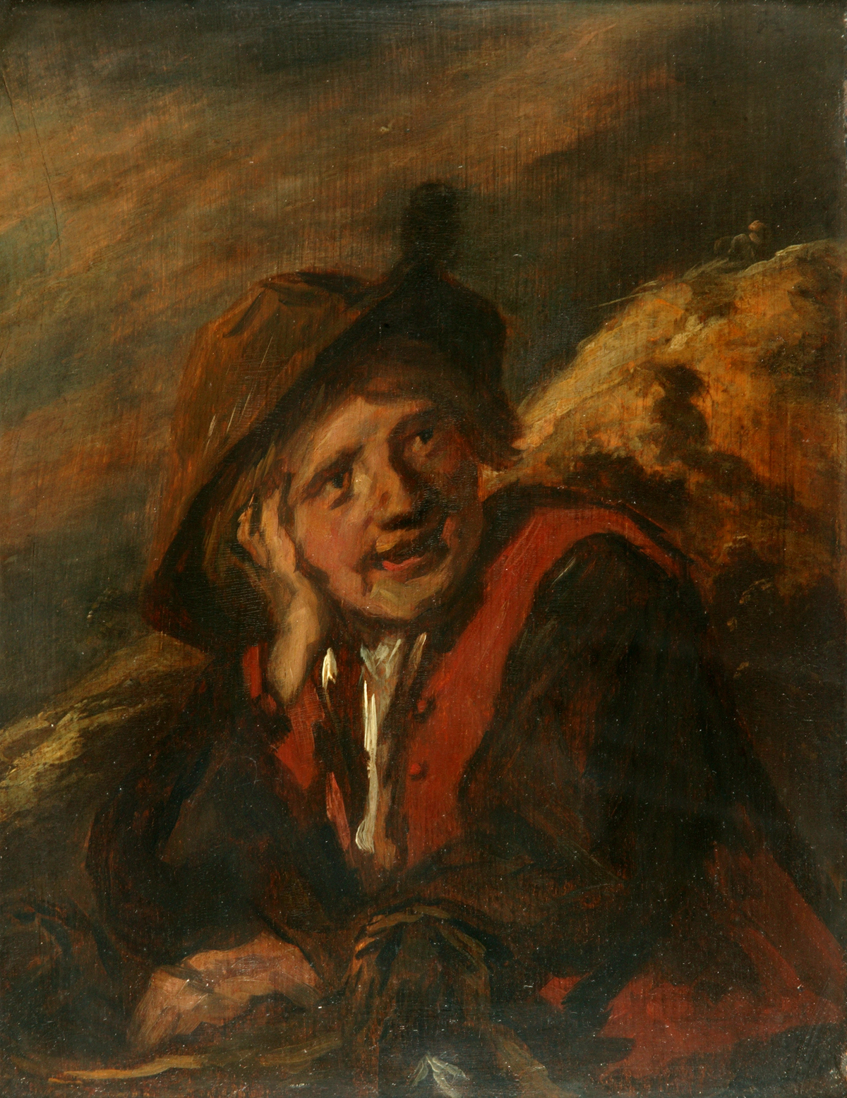 Portrait of a Fisher Boy