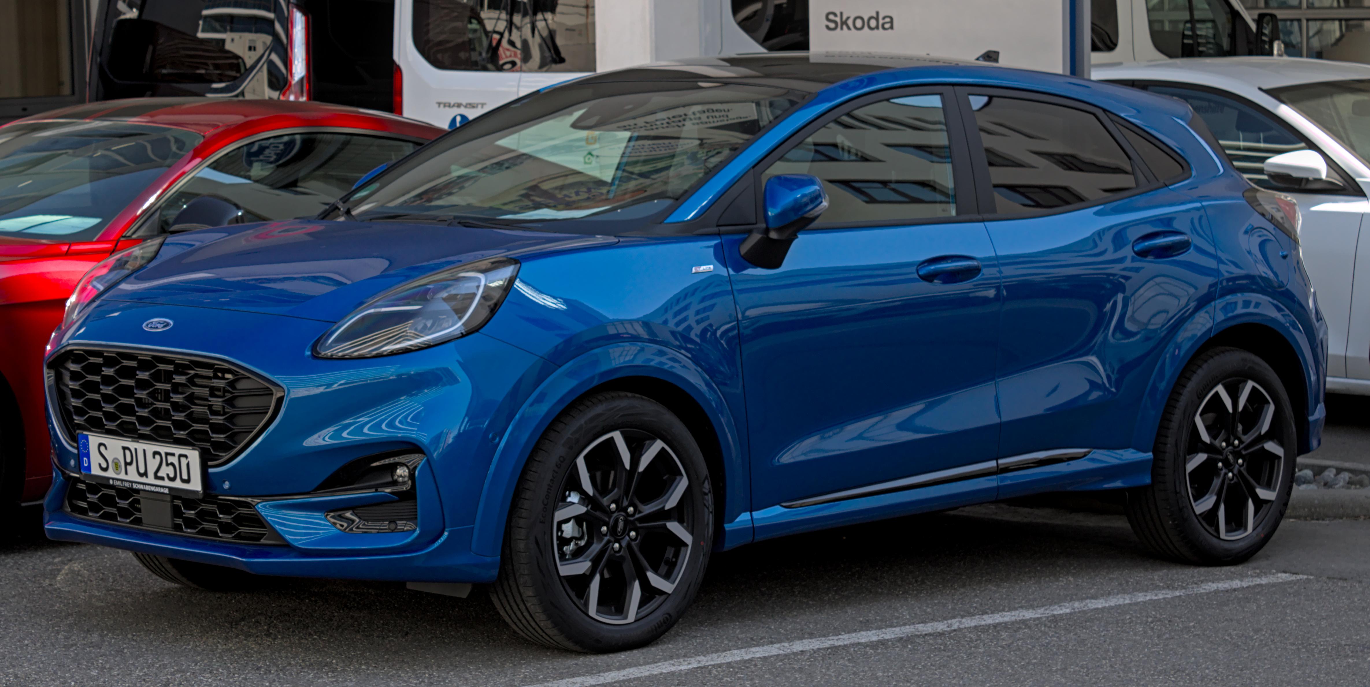 Ford Puma 20 Wikipedia