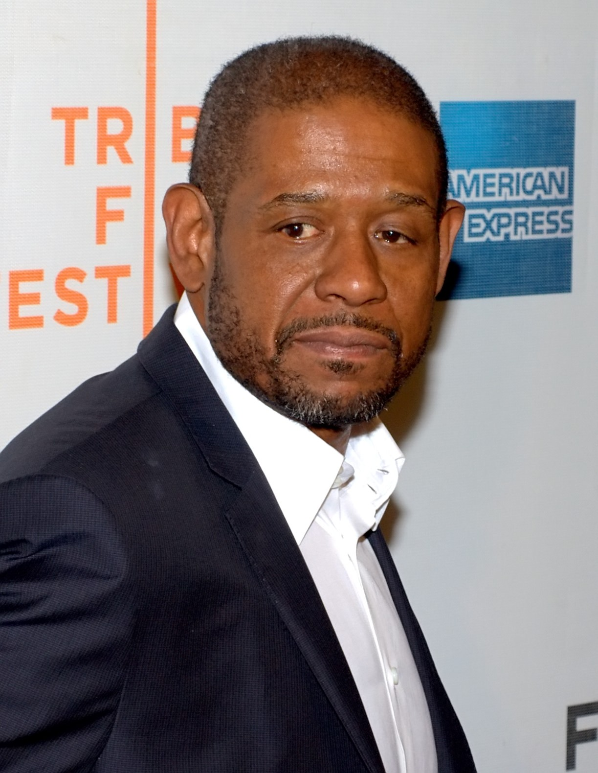 Forest Whitaker File Forest Whitaker by David