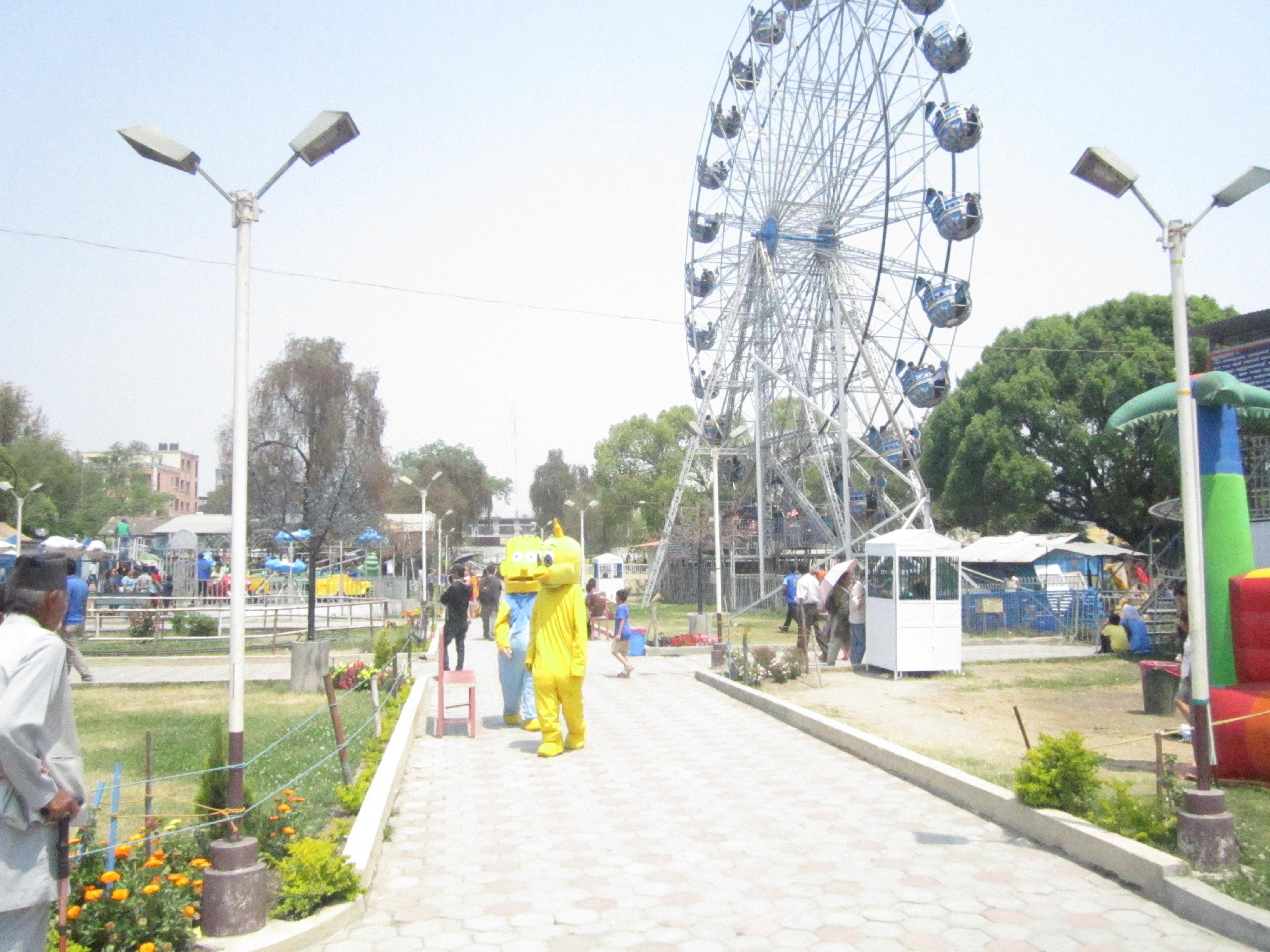 Image result for Bhrikutimandap