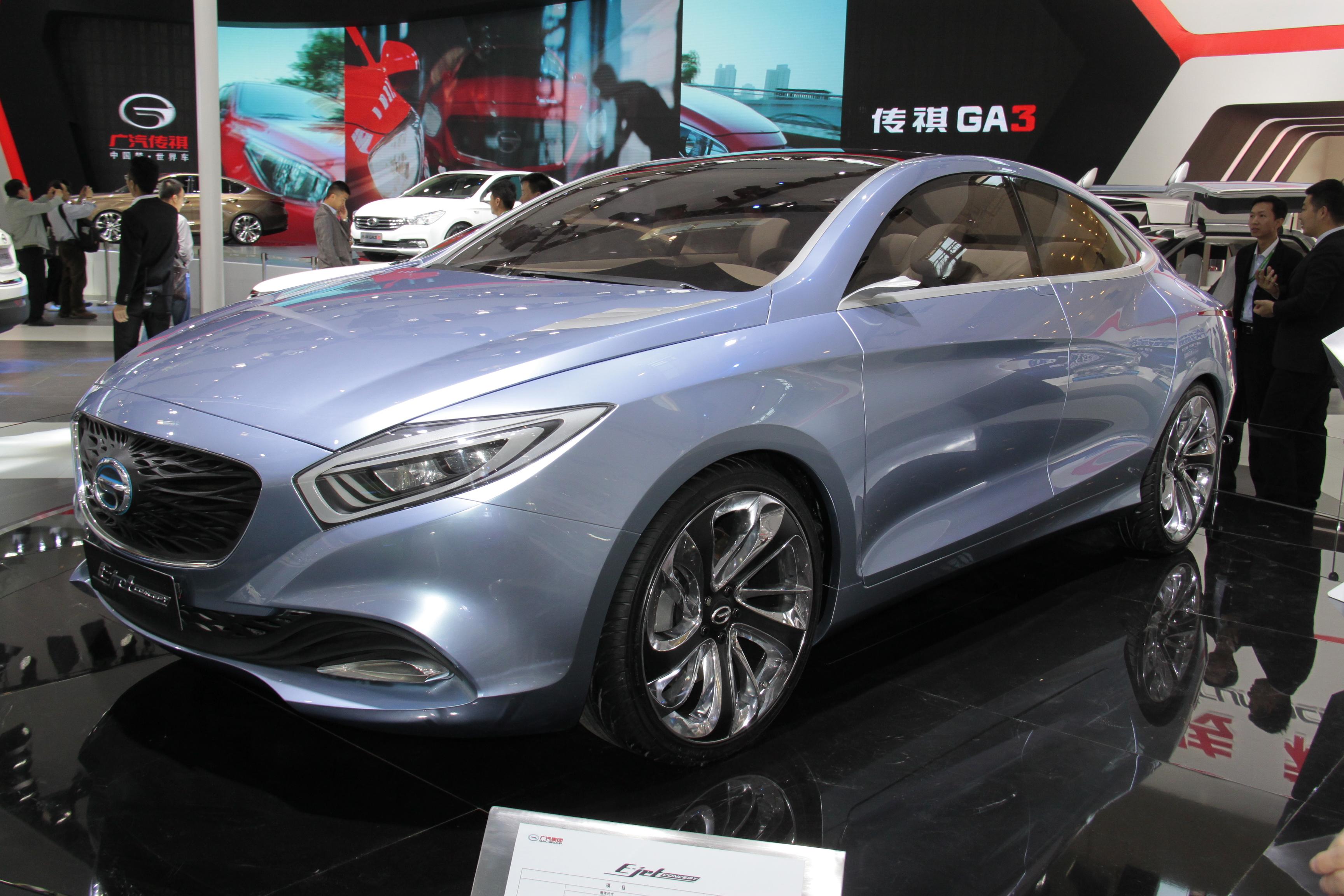 e-jet concept car 2014