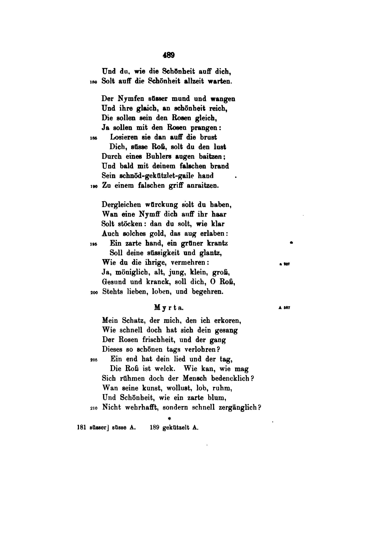 gedichte für mein schatz