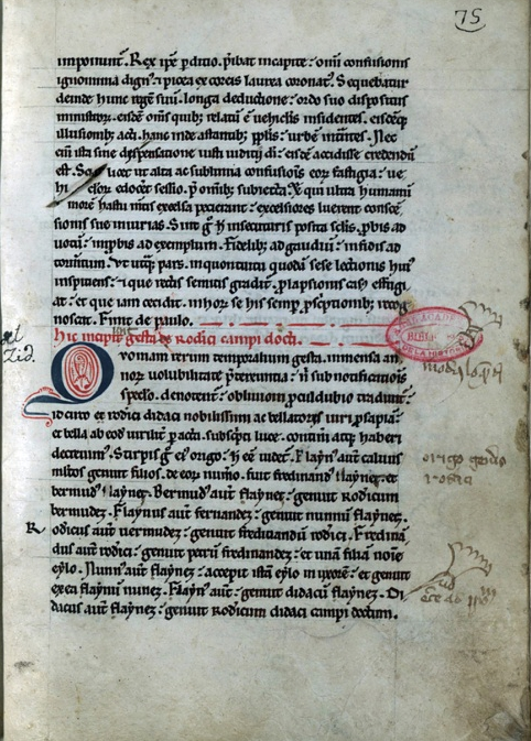 Historia Roderici Wikiwand