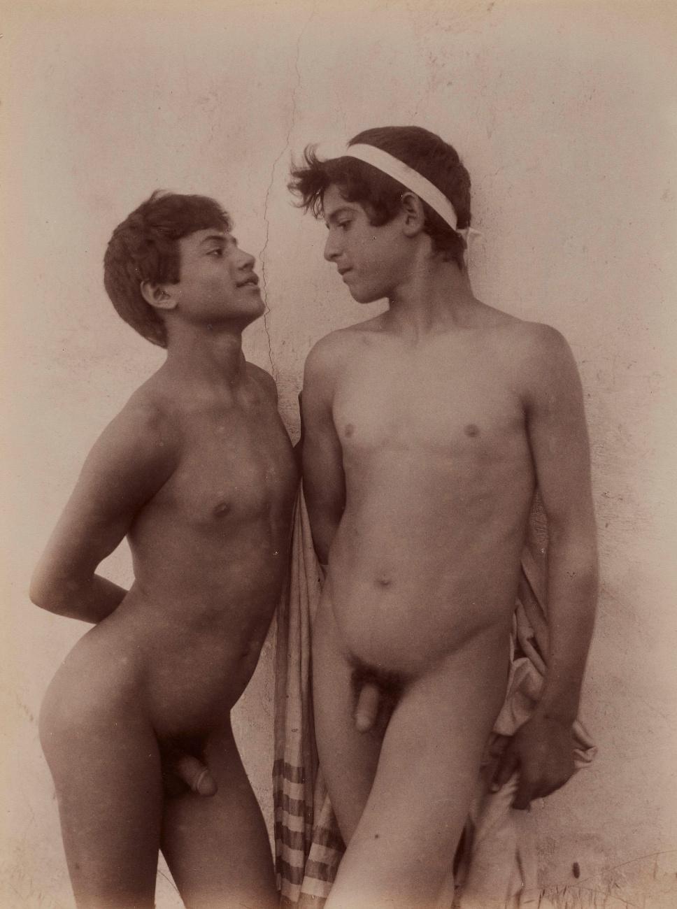 Nudes of boys cute