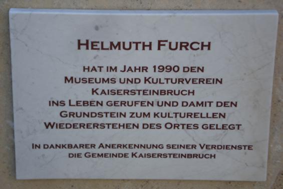 Helmuth 70 Steintafel