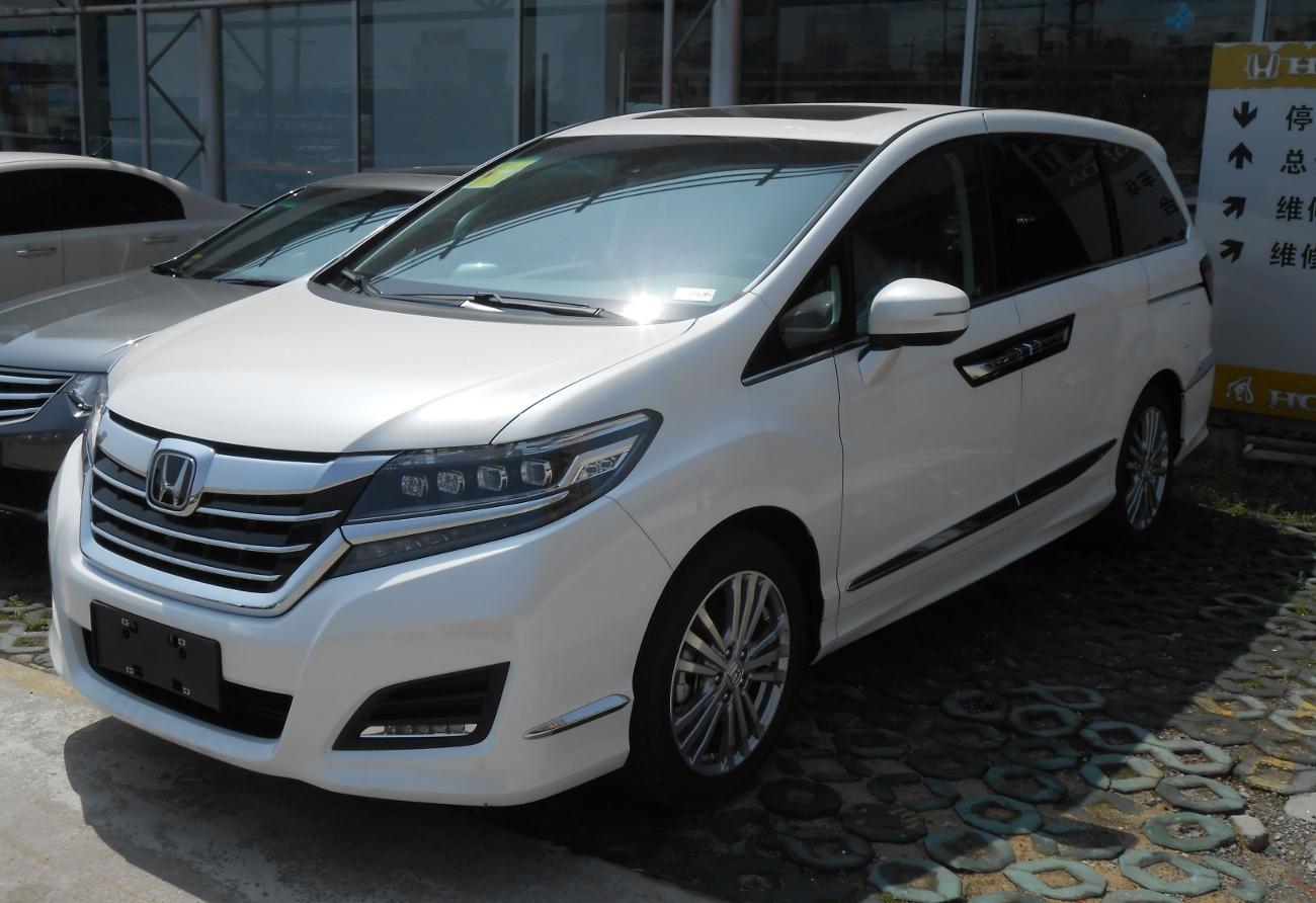 Kekurangan Honda Elysion Spesifikasi
