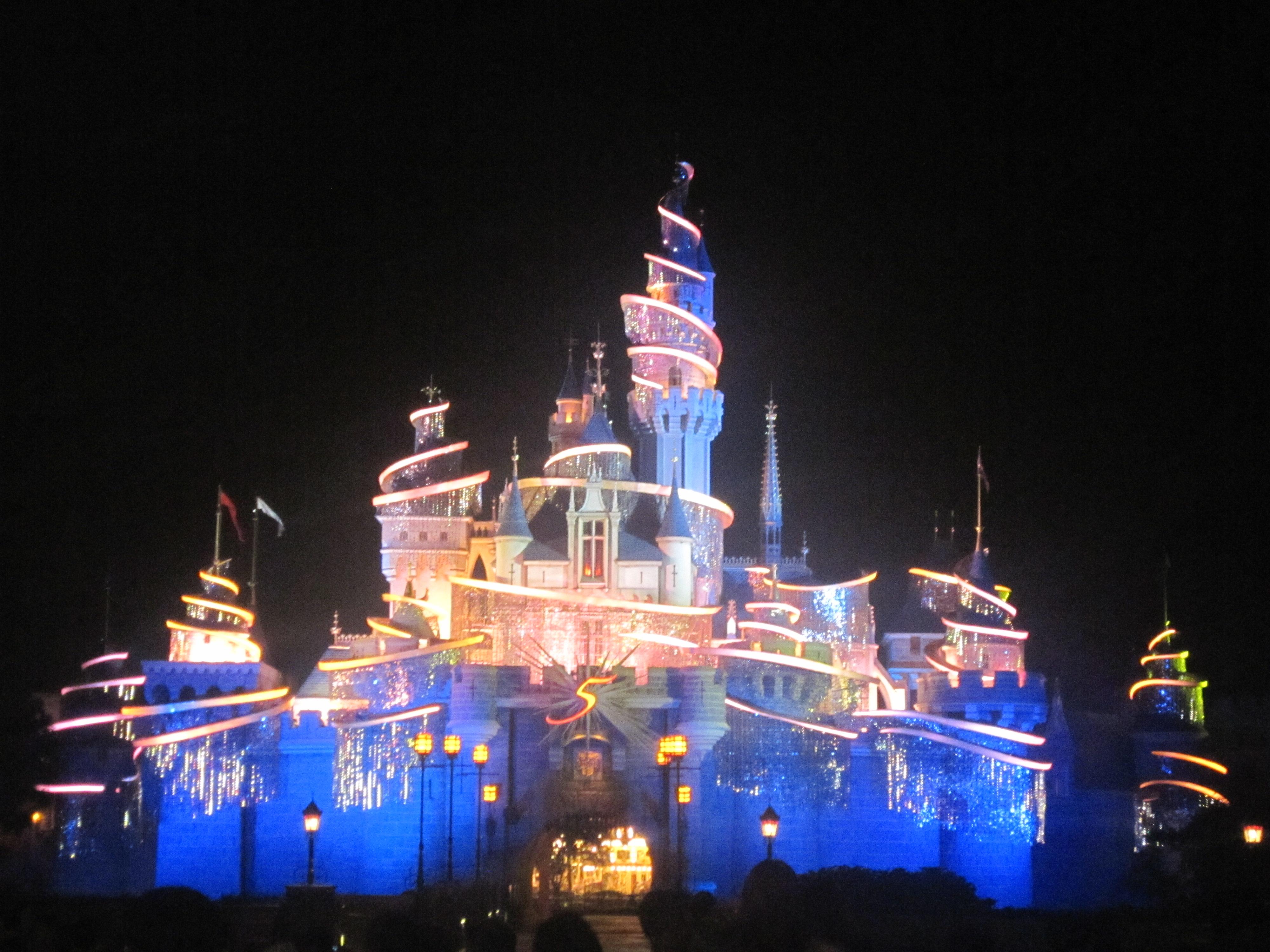 Hong Kong Disneyland Essay for Kids and Students
