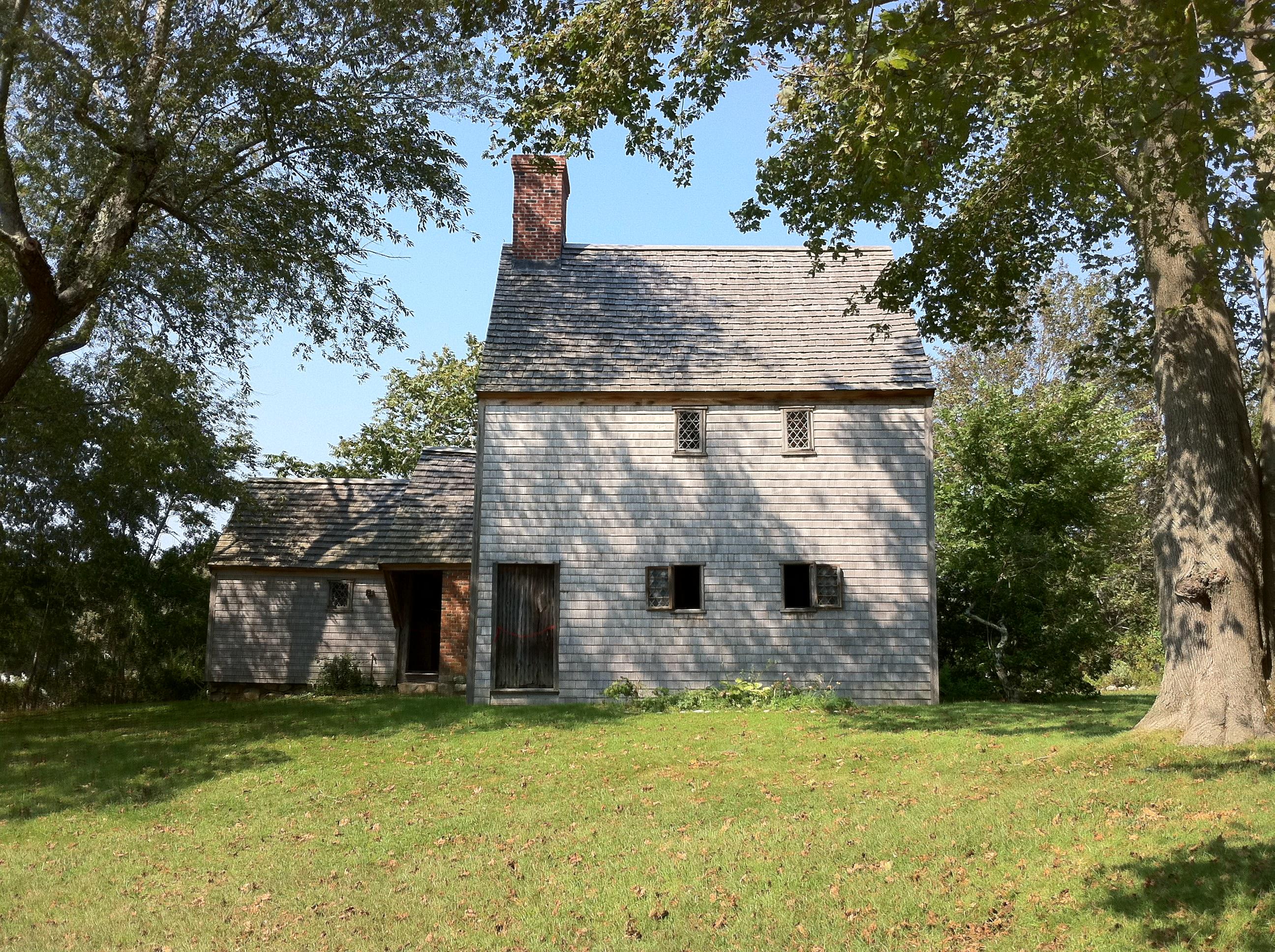 Hoxie House Sandwich Massachusetts Wikimedia