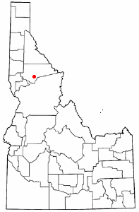 Loko di Pierce, Idaho