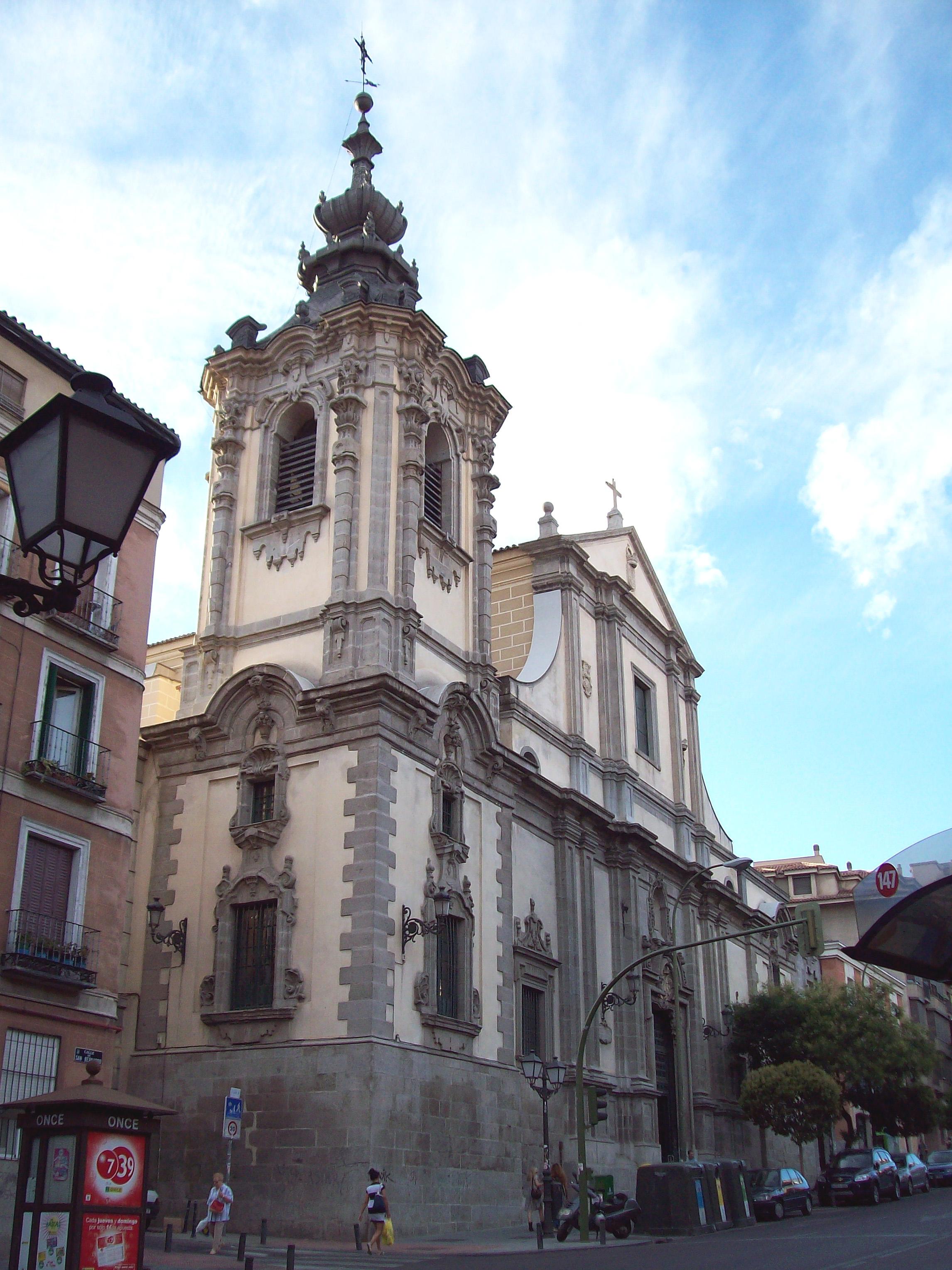 Archivo iglesia de nuestra se ora de montserrat madrid - Calle montserrat barcelona ...