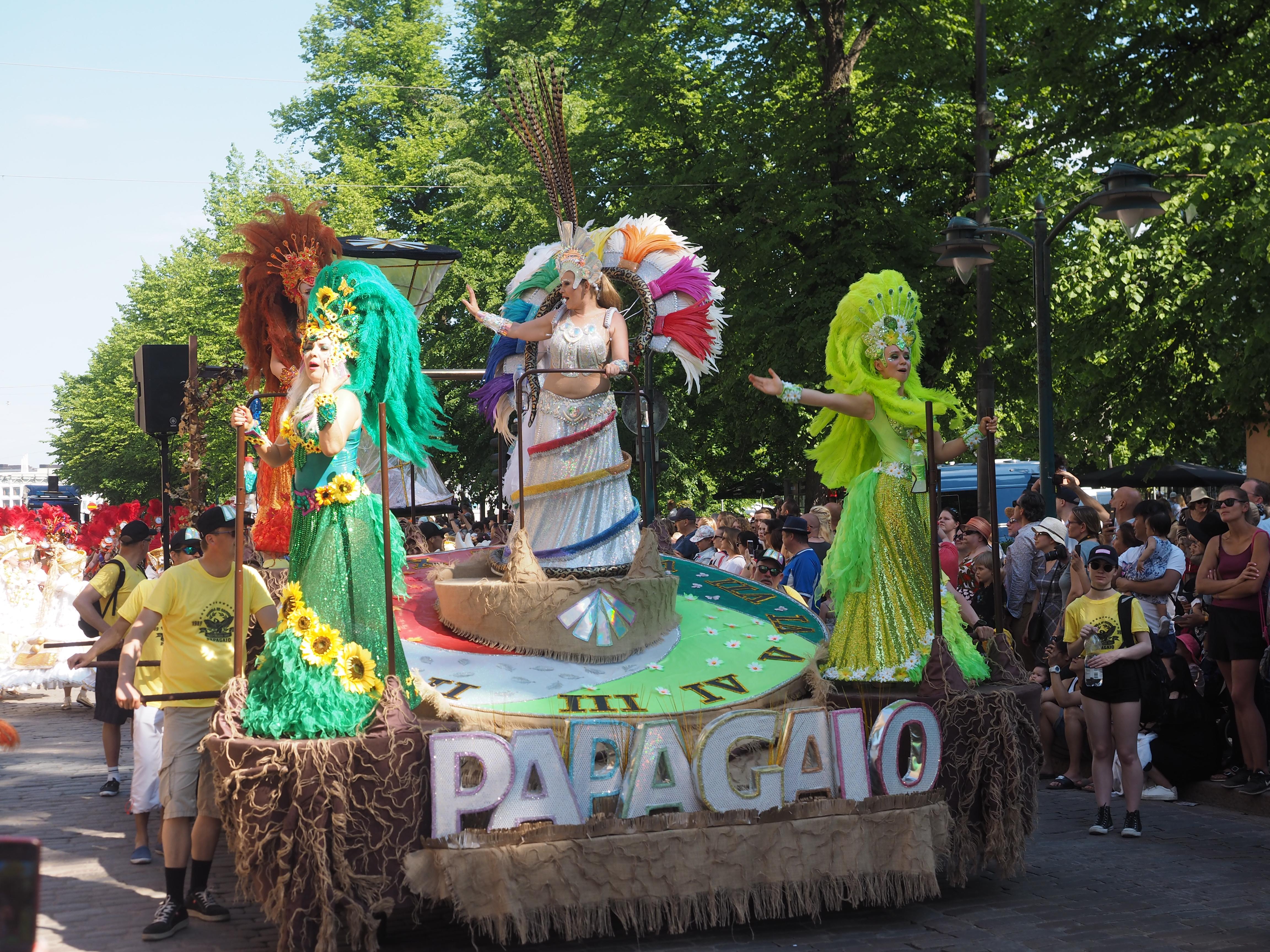 Fileimpério Do Papagaio At Helsinki Samba Carnaval 2019jpg