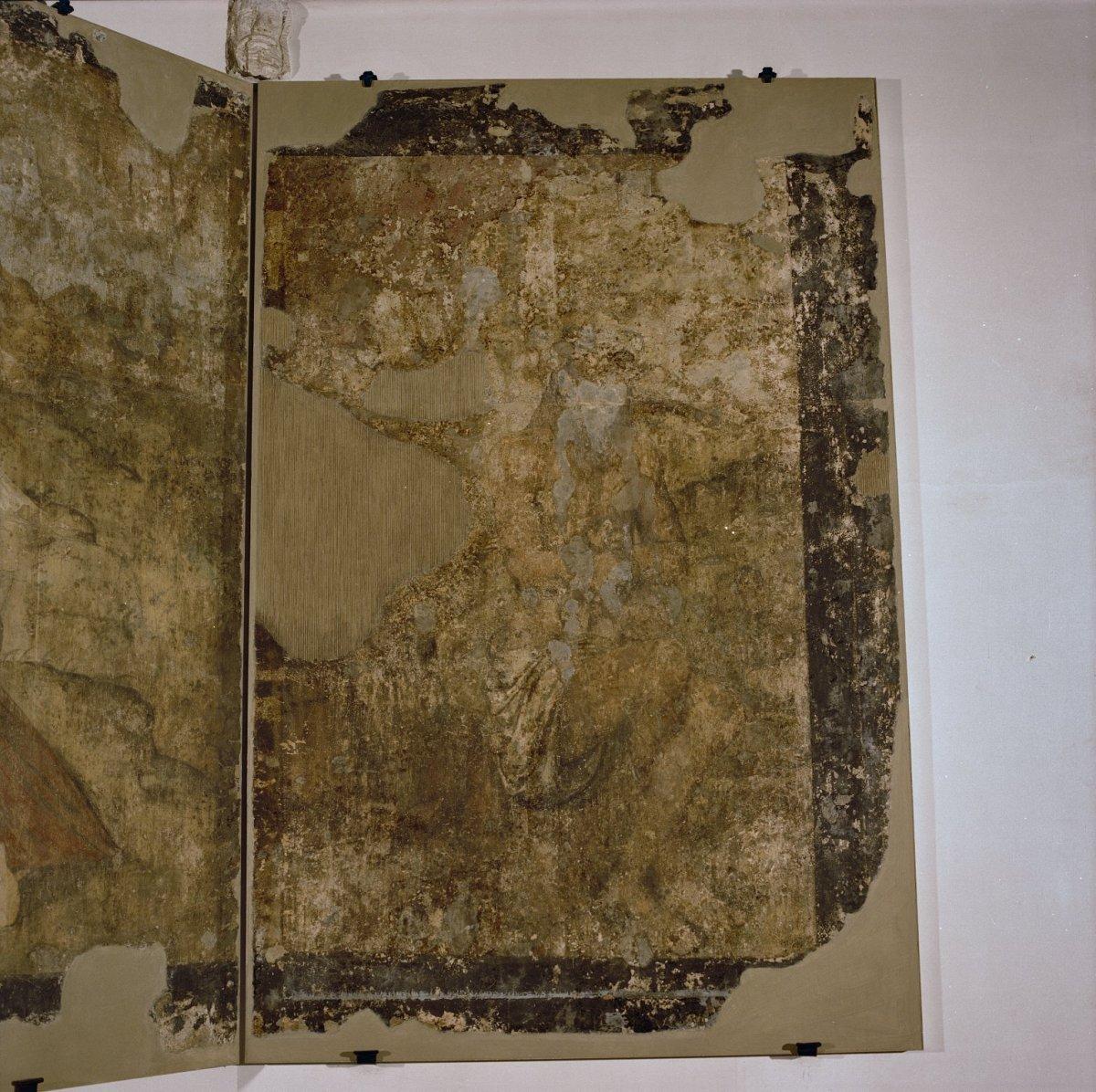 File interieur muurschildering st joris en de draak ca for Huis en interieur