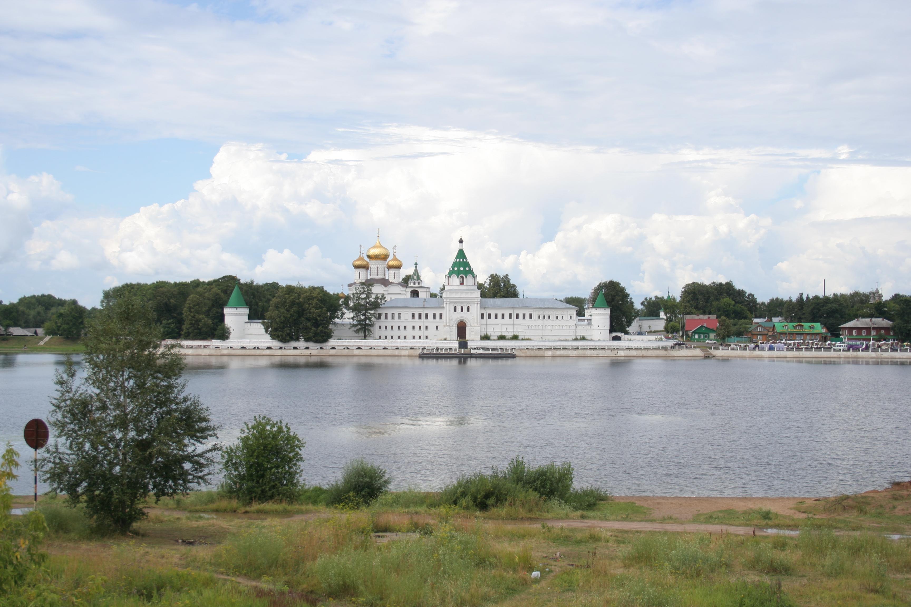 Kostroma jõgi