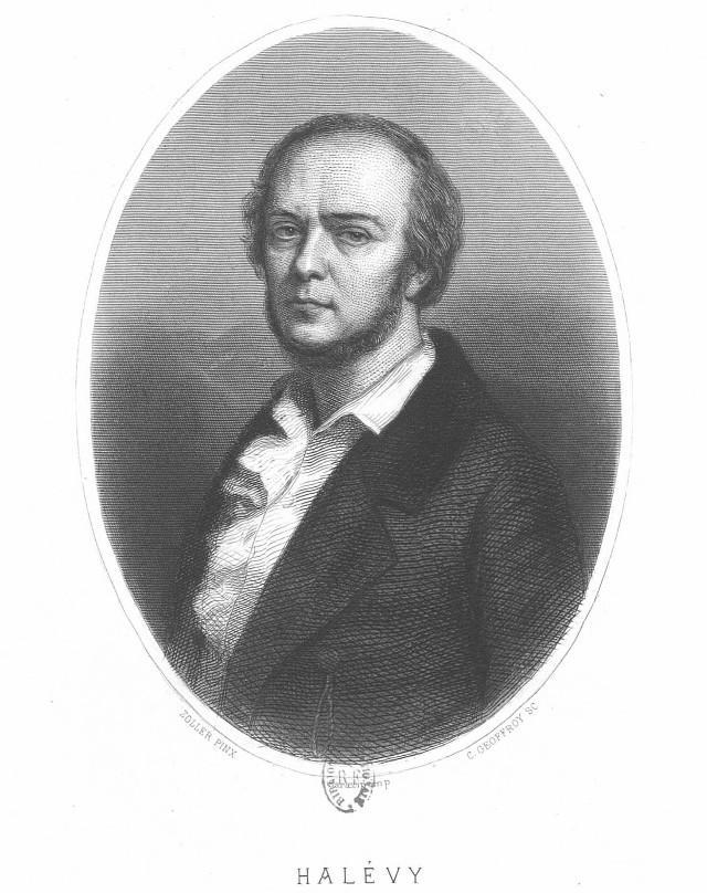 Jacques Fromental Halévy  - La Juive et le grand opéra Jacques_Fromental_Hal%C3%A9vy_by_Charles_Geoffroy