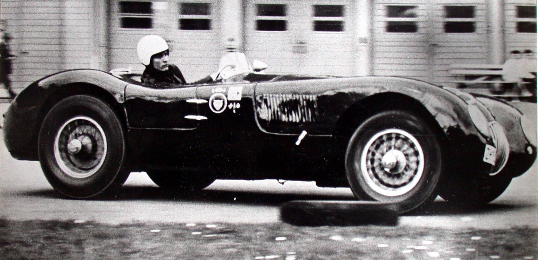 jaguar c type group s 1951 racing cars. Black Bedroom Furniture Sets. Home Design Ideas