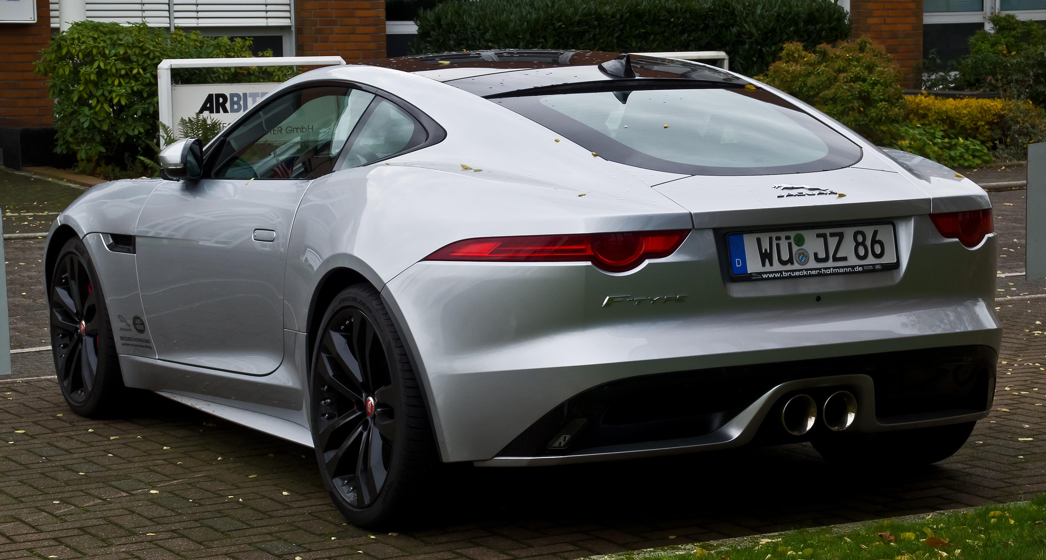 Jaguar F Type Sports Car Price In India