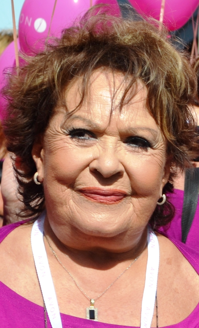 Jiřina Bohdalová in 2013