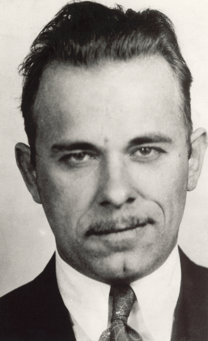 Image result for gangster john dillinger is shot dead