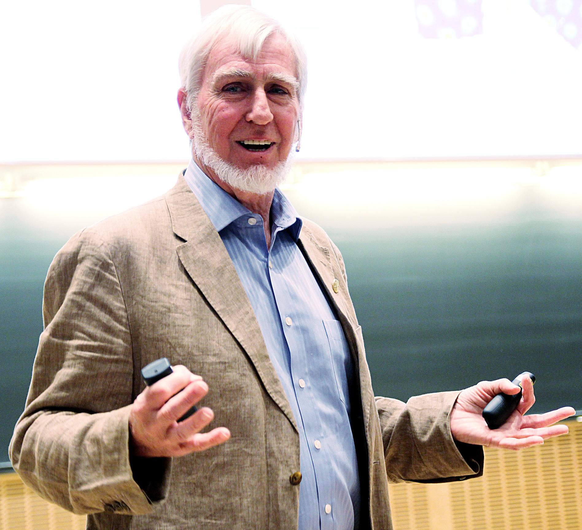 image of John O'Keefe