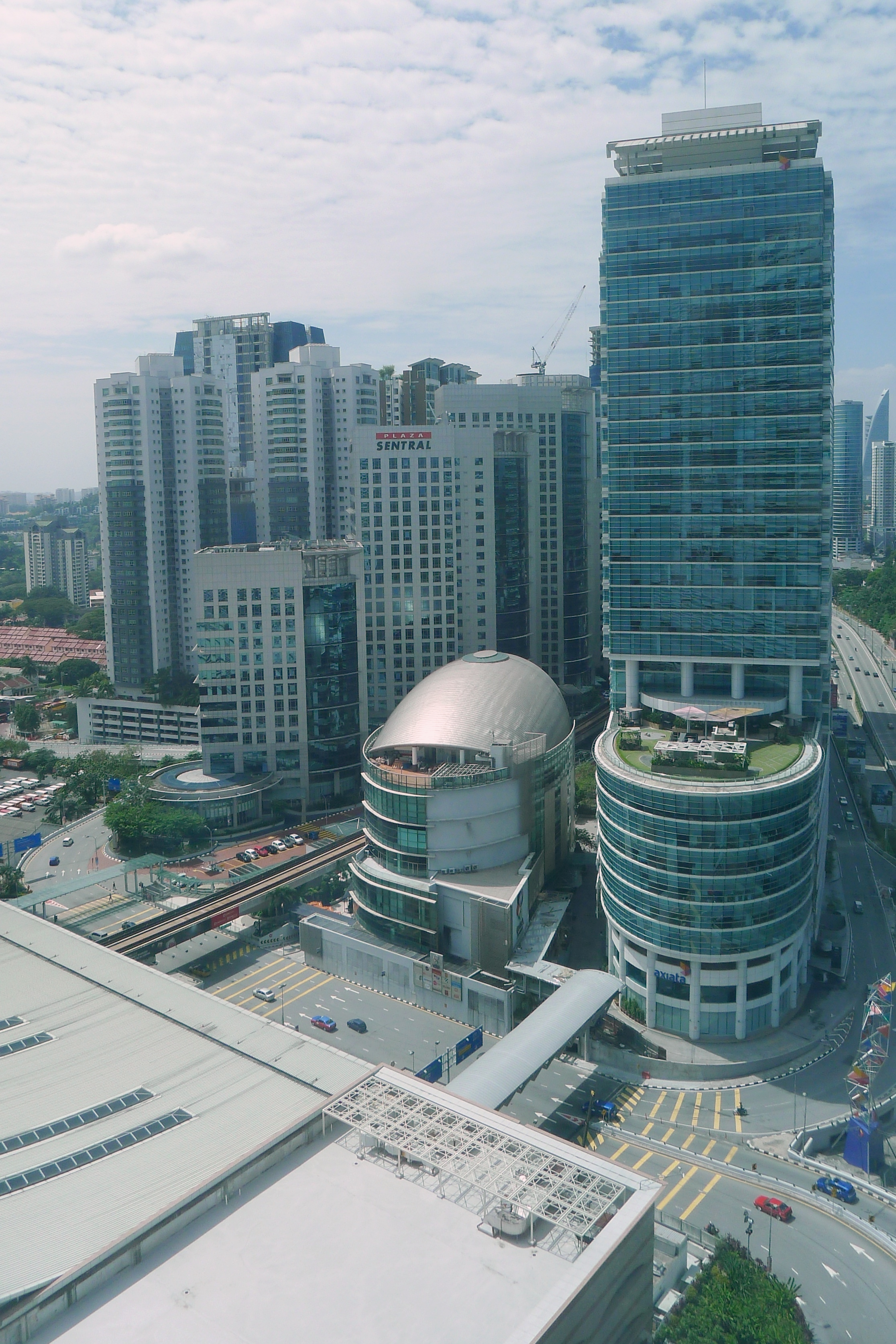 KLIA Ekspres Train - Kuala Lumpur Airport Train