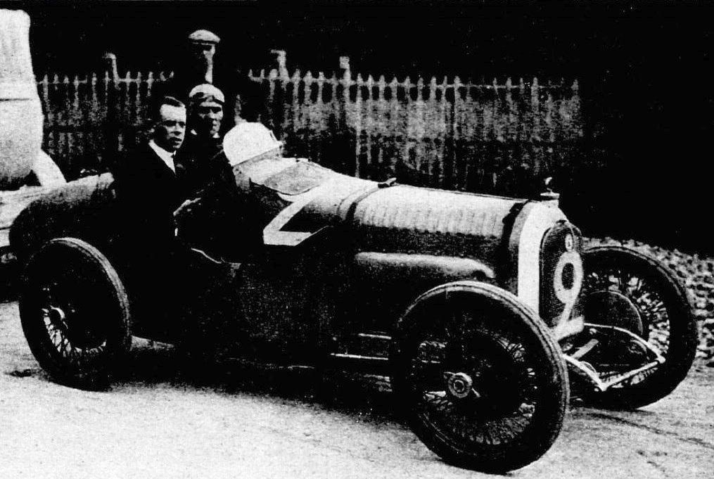 Fichier kenelm lee guinness gagnant de la coupe des voiturettes 1922 au mans sur talbot darracq - Gagnant de la coupe du monde ...