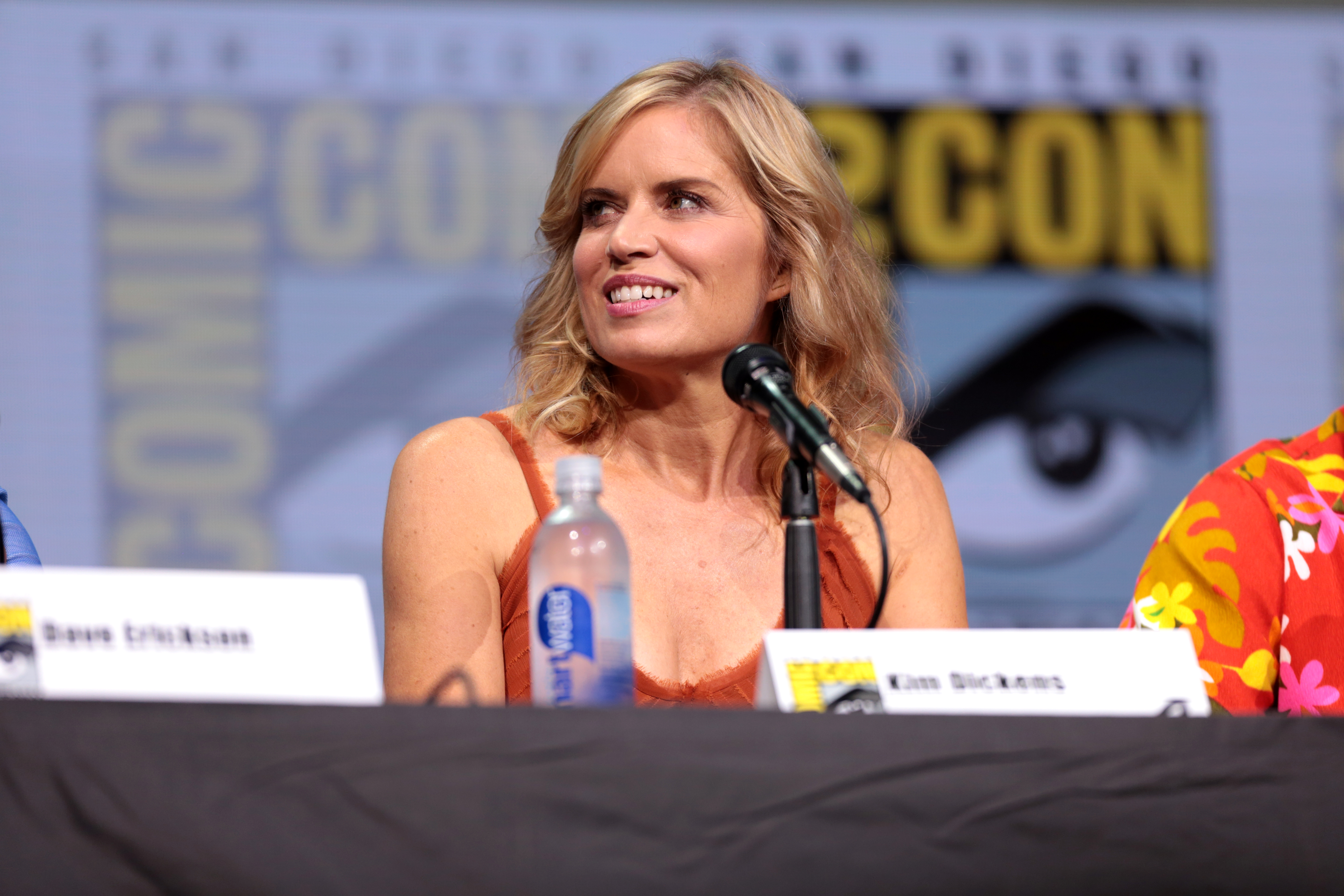 kim dickens out of order