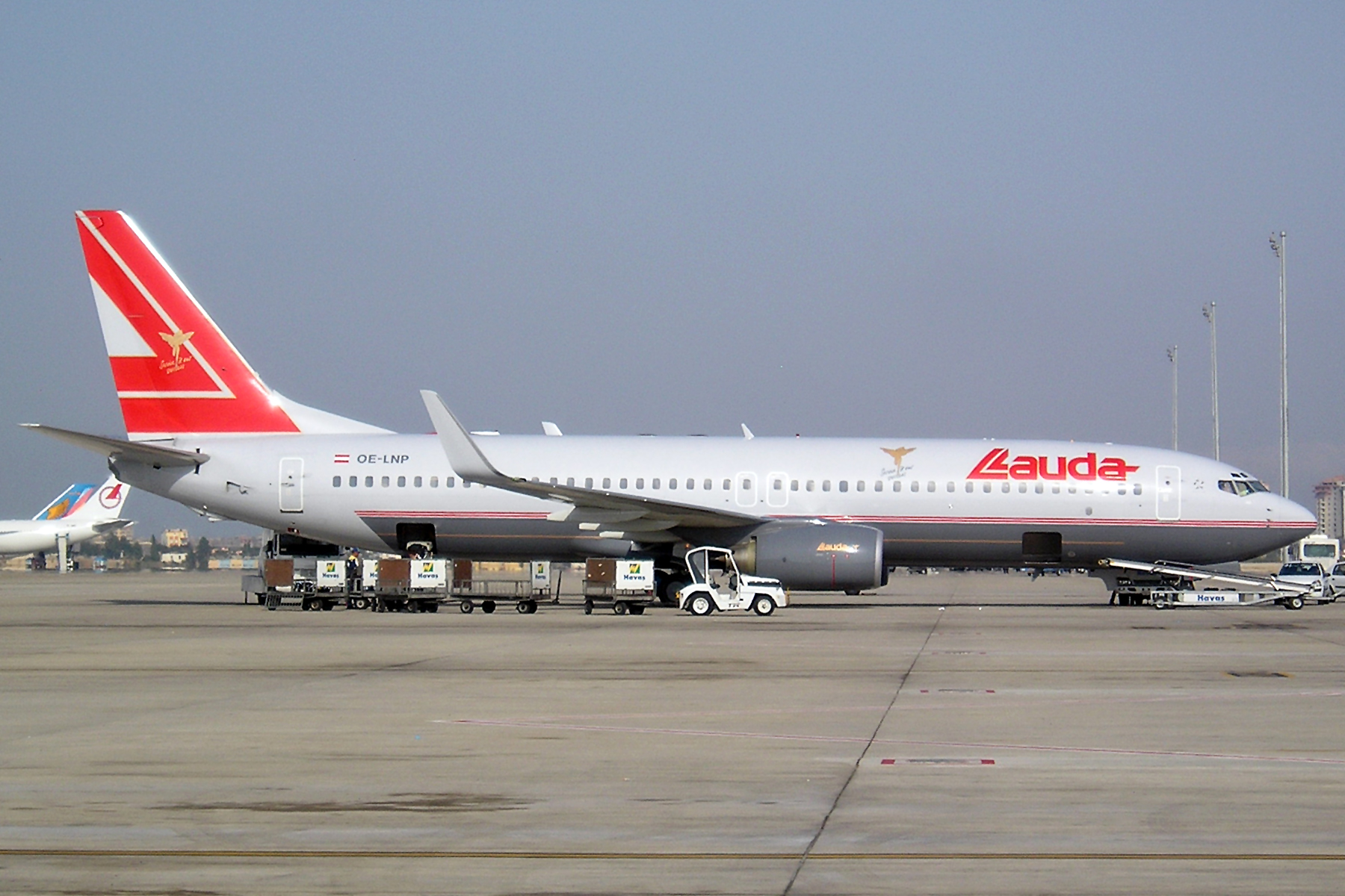 Авиакомпания Лауда Эйр (Lauda Air). Официальный сайт.2