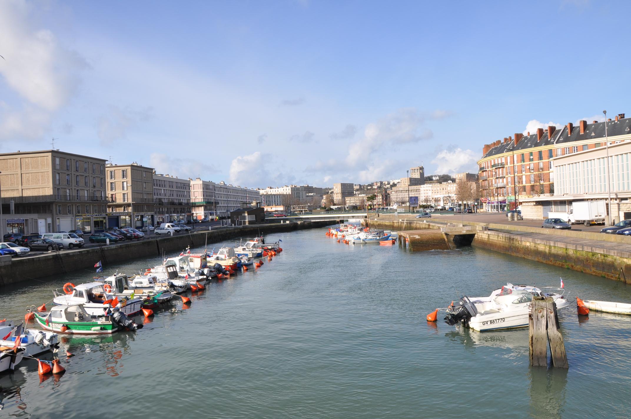File le havre france bassin du roy towards north jpg wikimedia commons - Bassin pour balcon le havre ...