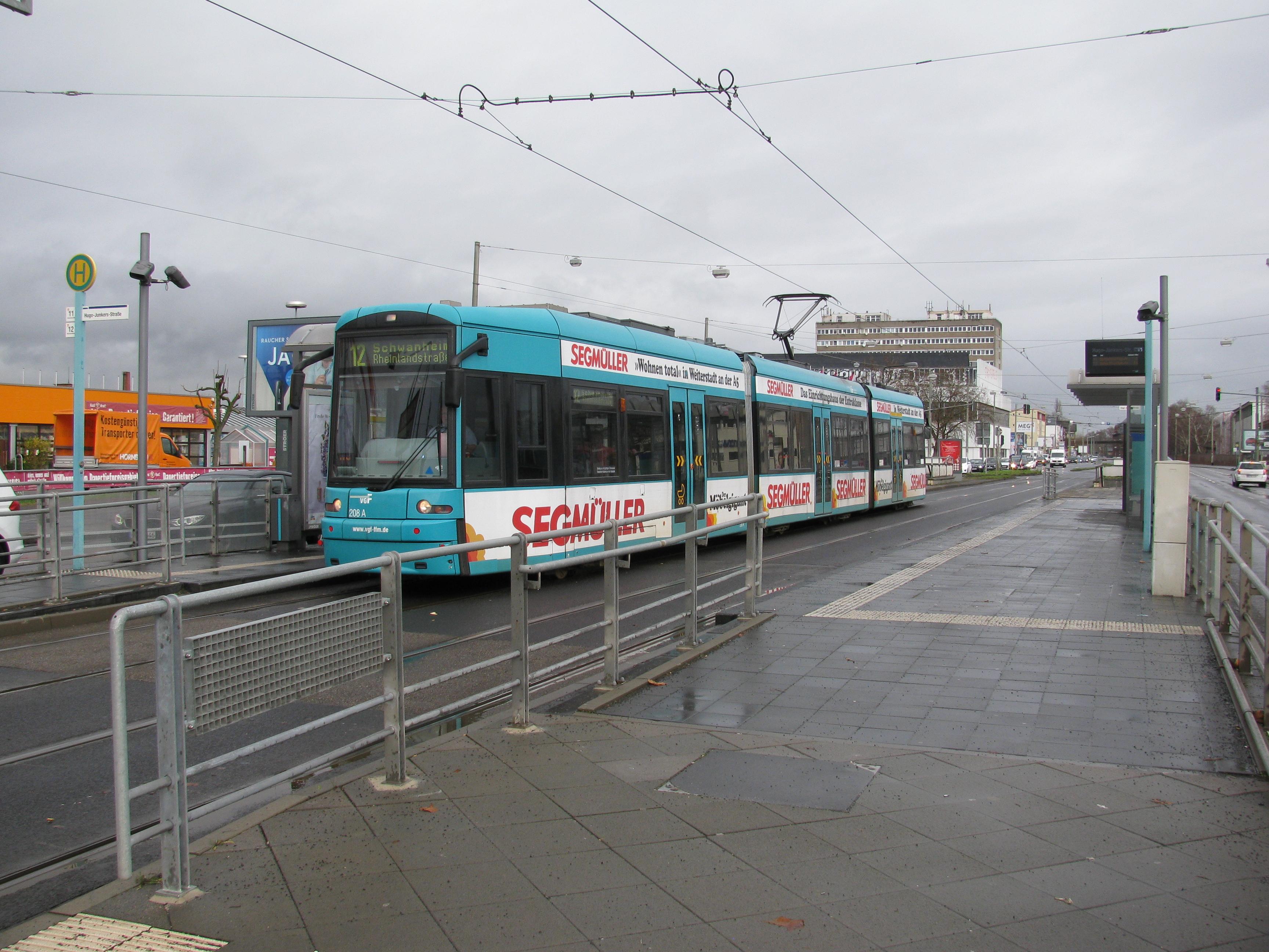 Linie 12 Frankfurt