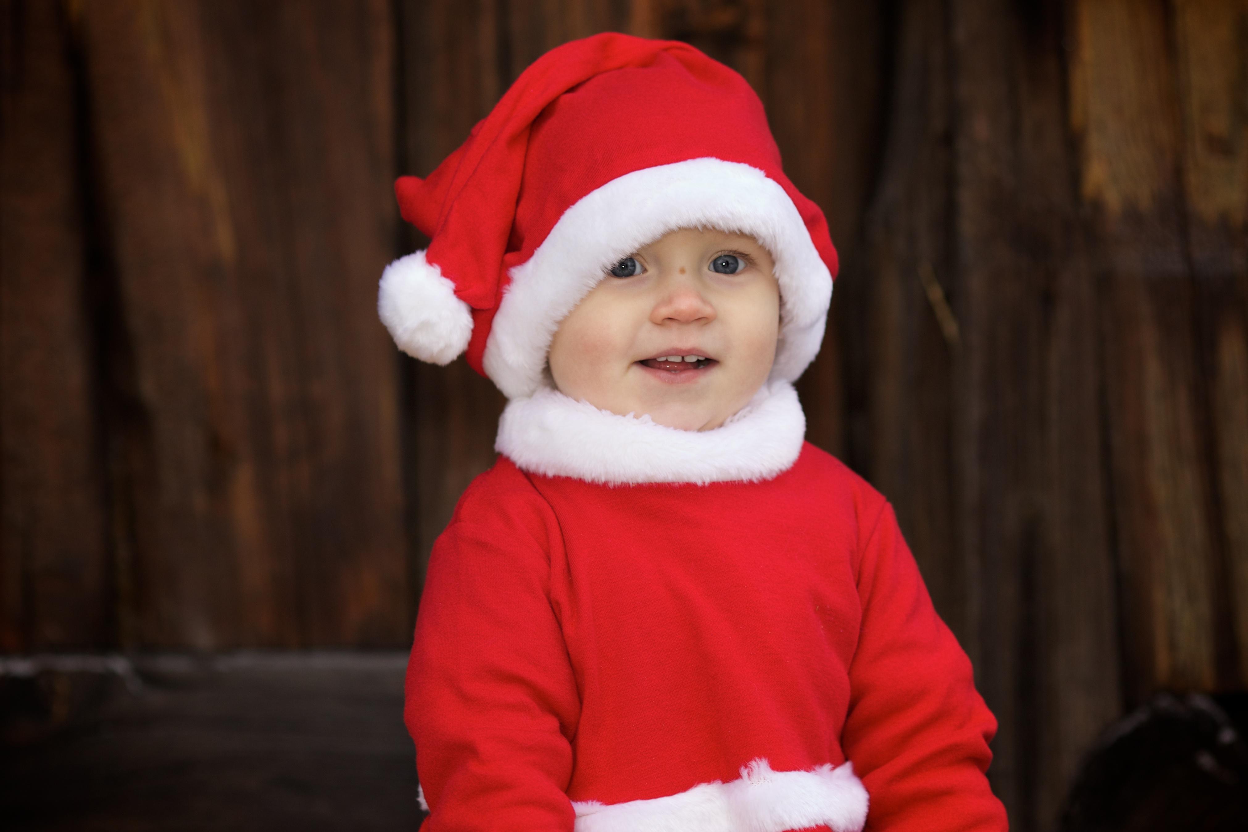 Santa Girl Dec
