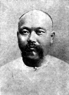 Chinese Navy admiral