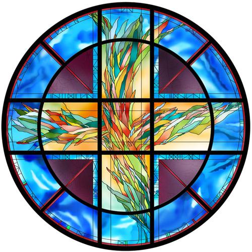 Living Cross by Sarah Hall