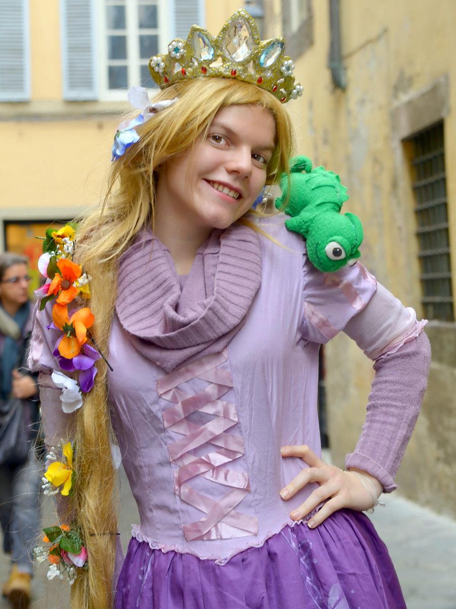Rapunzel - Wiktionary