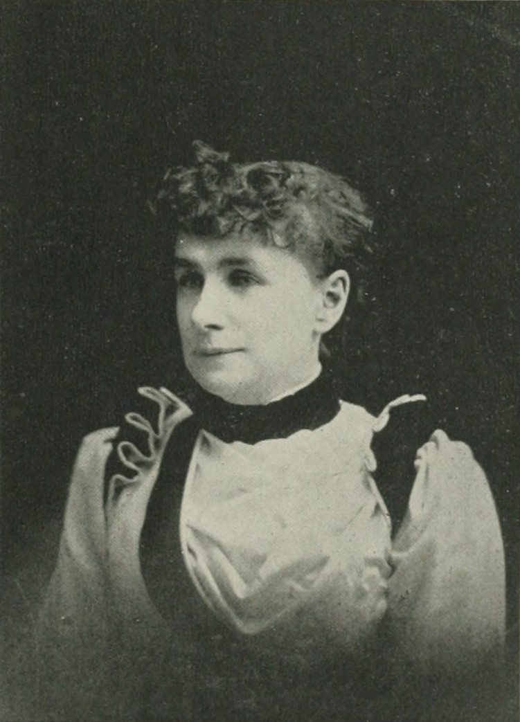 MARY SEYMOUR HOWELL A woman of the century (page 407 crop).jpg