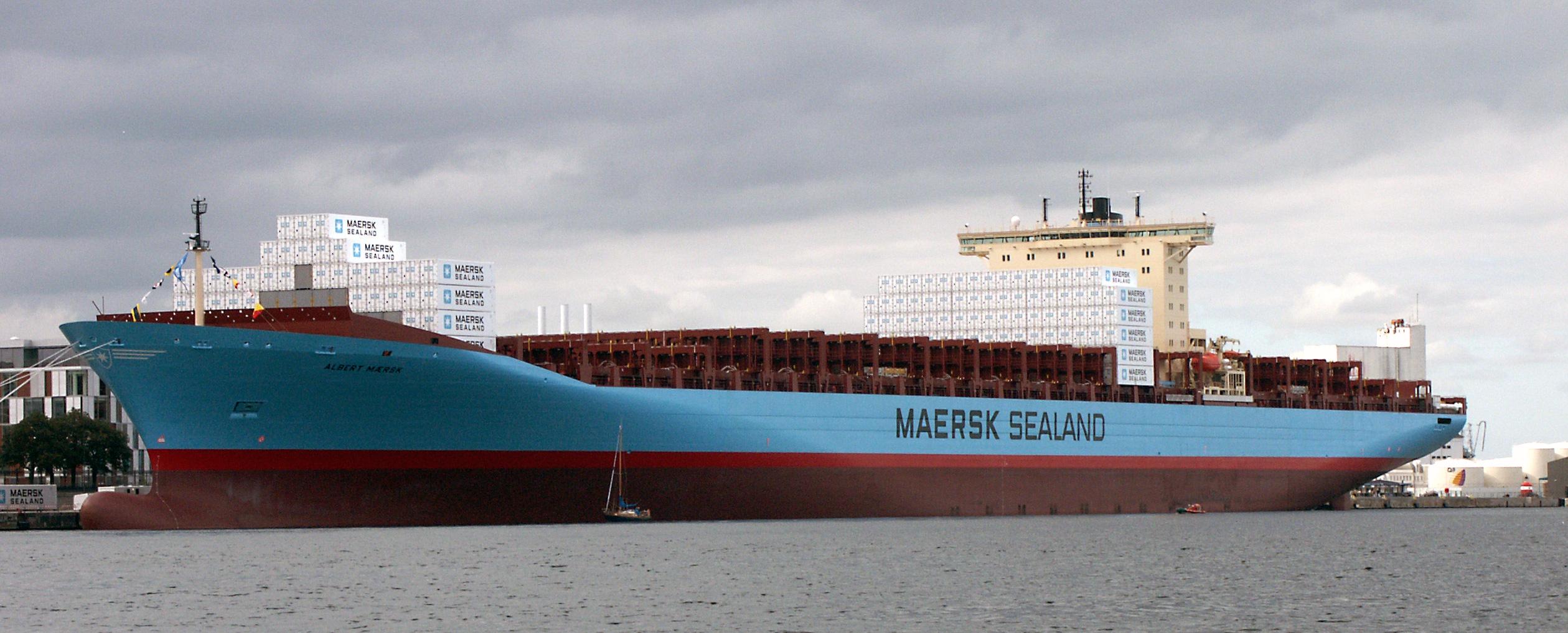 Afbeeldingsresultaat voor Maersk Sealand
