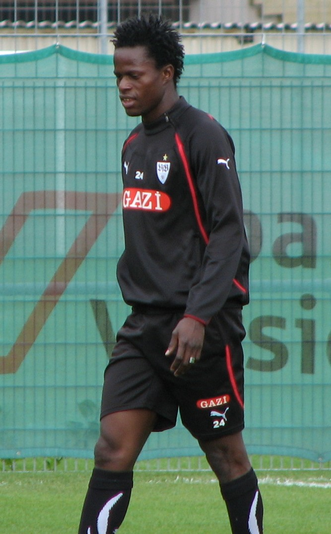Mamadou Bah Net Worth