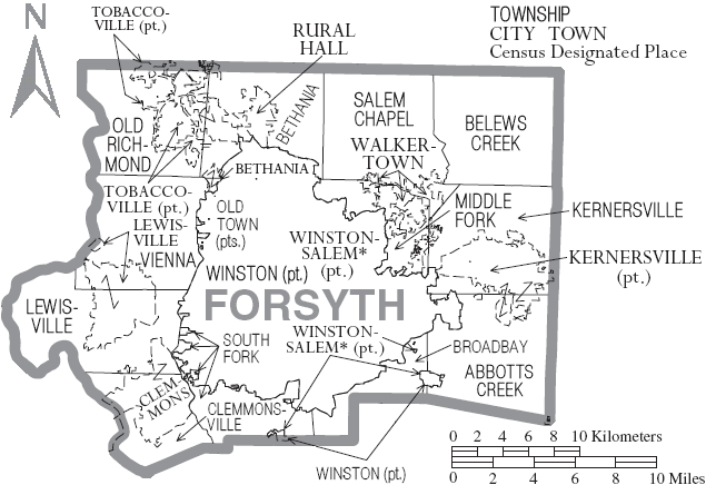 Forsyth County Ga Property Tax Senior Exemption